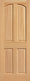 4 panel camber top teem wholesale custom doors and for Special order doors
