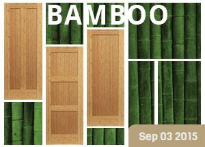Good Blog Thumb: Image Number 97 Of Bamboo Doors Interior ...
