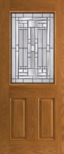 Belleville Doors Masonite Fir Belleville Entry Door