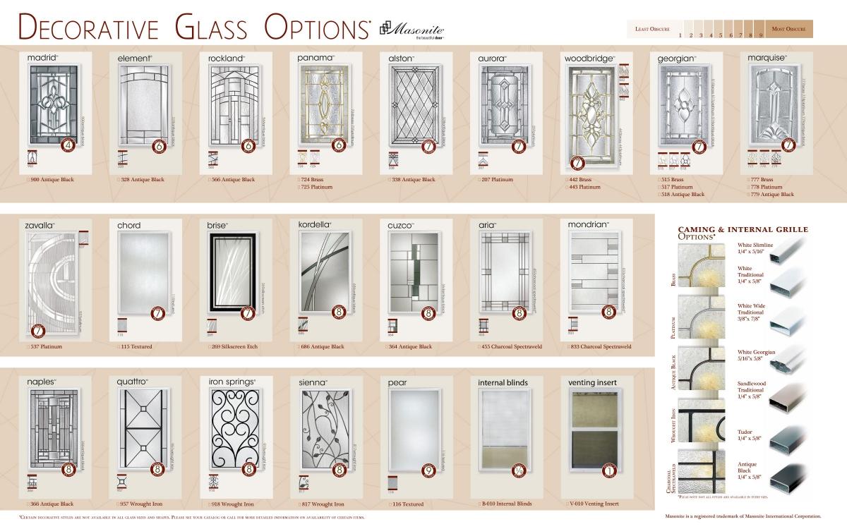Transom c teem wholesale custom doors and millwork for Glass door options