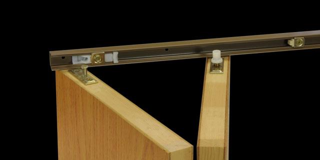 Stock bifold hardware teem wholesale custom doors and for 1700 series folding door instructions